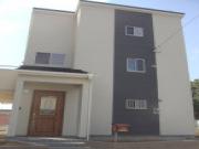 S邸が完成しました屋根裏部屋のかなり高さのある建物です。